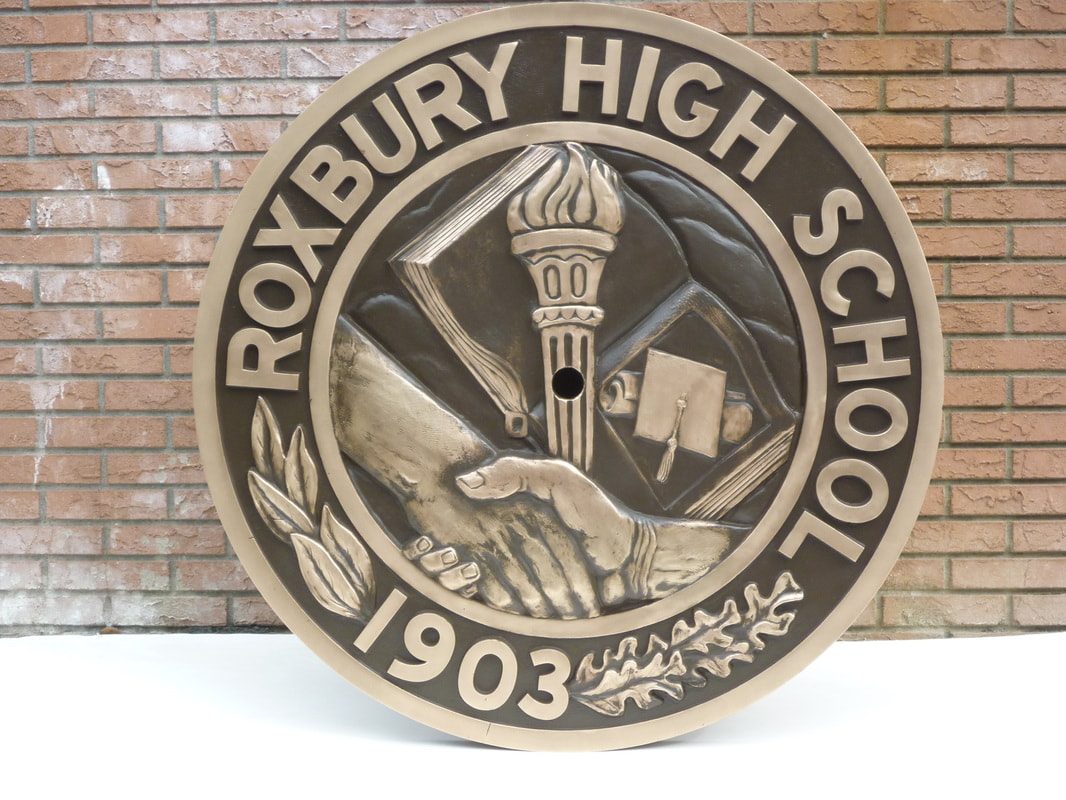 Roxbury, NJ Bronze Plaque Restoration